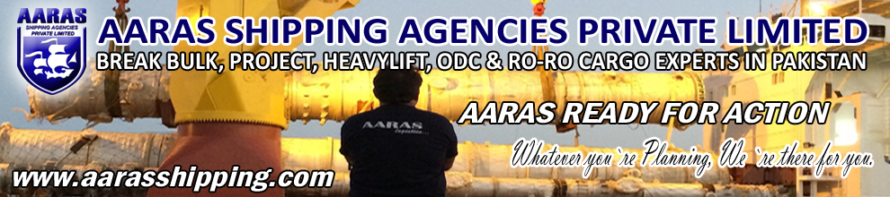 AARAS SHIPPING AGENCIES PRIVATE LIMITED