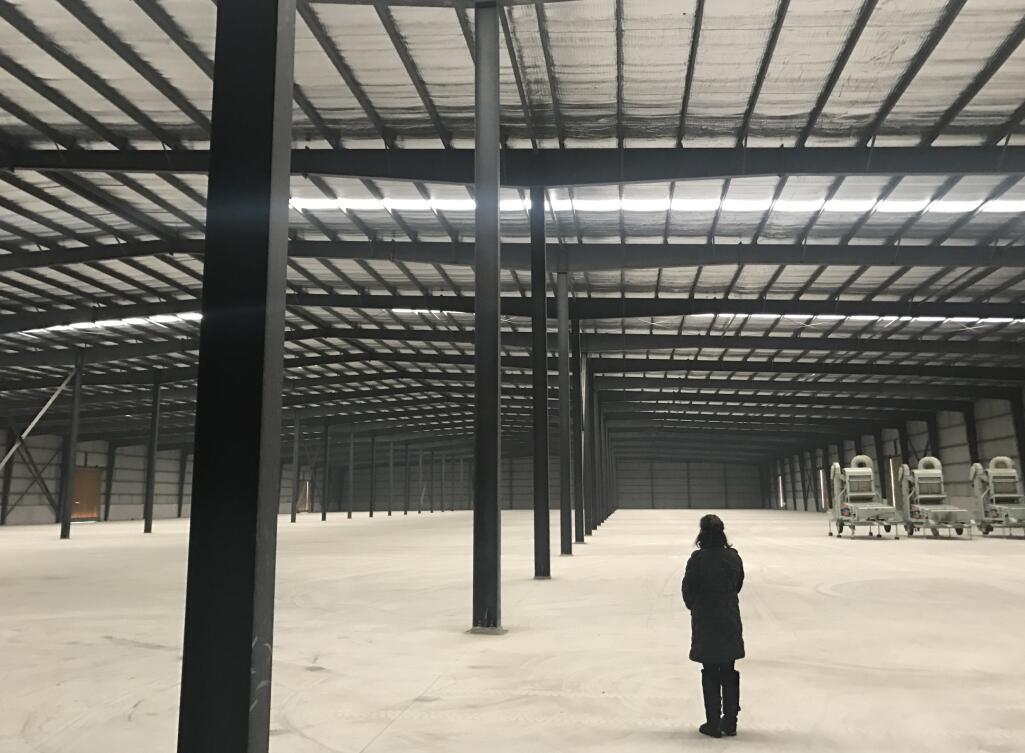 2017竣工库房