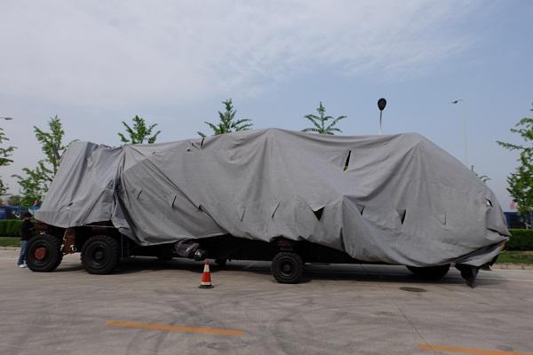 车辆装箱1