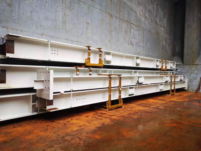 钢结构件装船
