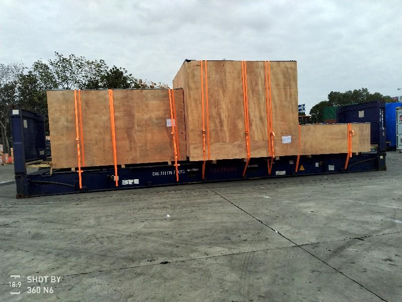 机械设备大件木箱