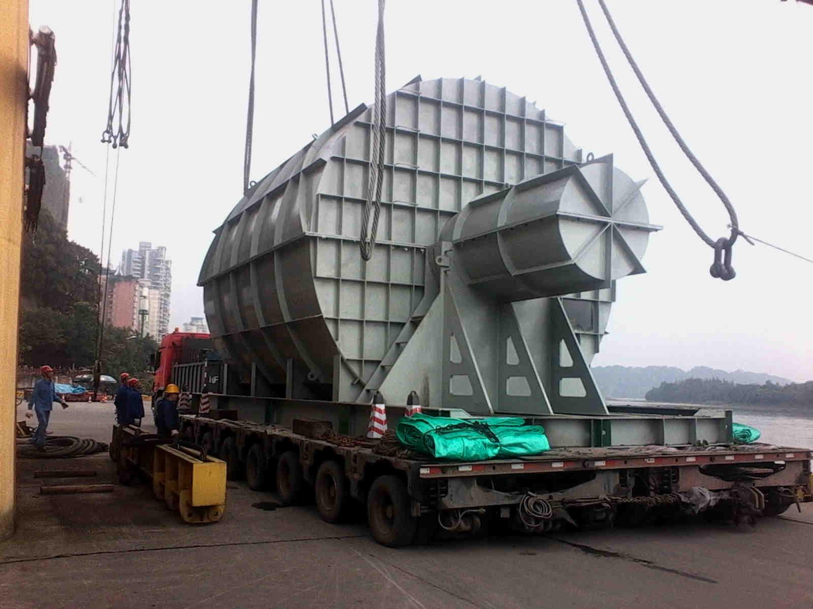 福清核电站核电发电机